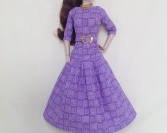Dress for Barbie or Fashion Royalty doll