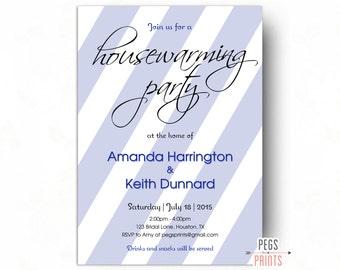 Housewarming Invitation Printable - Housewarming Party Invitation - House Warming Party Invitation - Housewarming Invite - Open House Invite