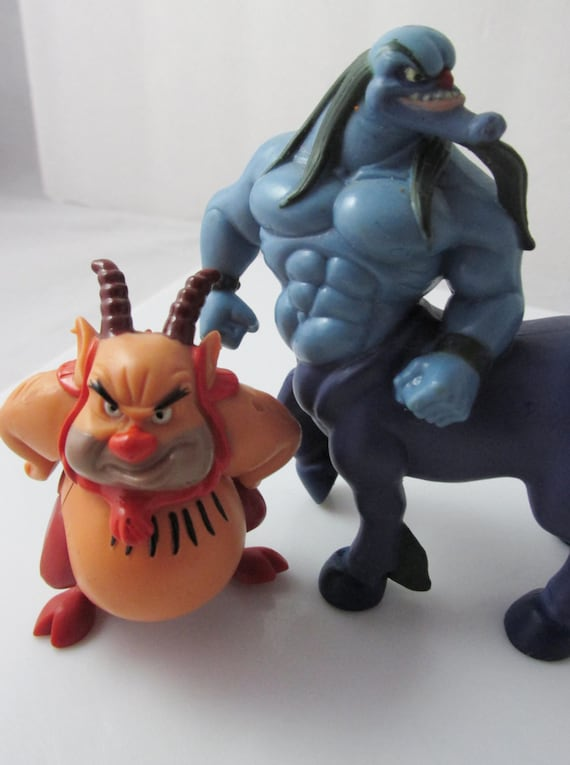 Toys For Hercules : Disney hercules phil nessus s action toy figures