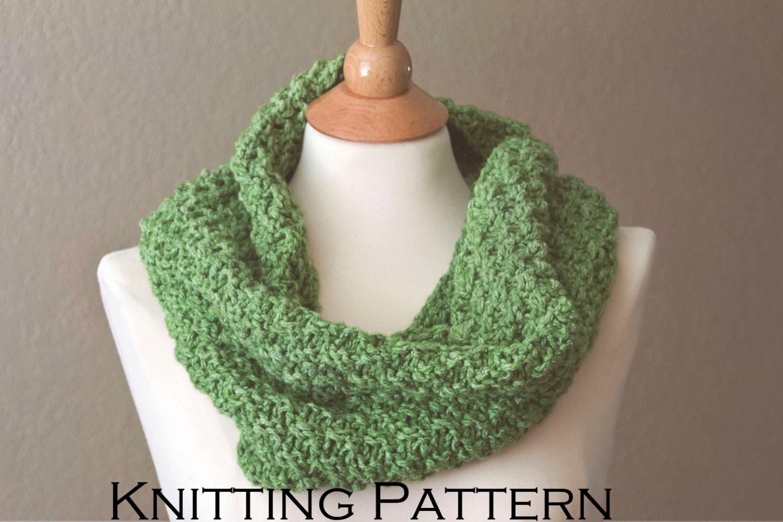 Knitting Chunky Scarf : Scarf knitting pattern chunky knit by knitsbyveronica