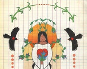 CORN WOMAN LEGEND - The Choctaw Legend of the Gift of Corn