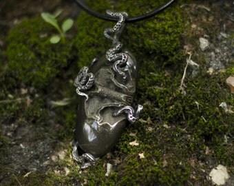 Rune of lizards pendant