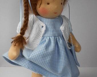 Waldorf doll, waldorfdoll, waldorf inspired doll
