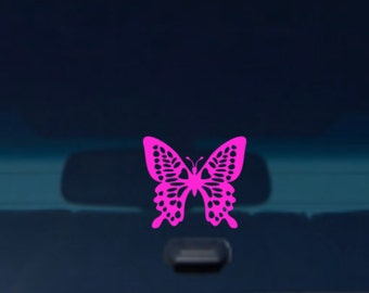 Butterfly Car Decal, Butterfly Decal, Butterfly Vinyl Car Decal, Butterfly Car Sticker, Butterfly Sticker, Butterflies