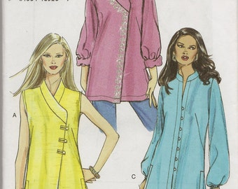Vogue Very Easy Tunic Pattern