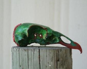 Zombie Vulture Skull Replica 001