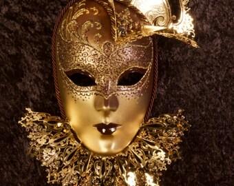 Venetian Mask | Duse
