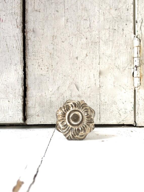 Decorative Knob Metal Knobs Rustic Knobs Cabinet Knobs