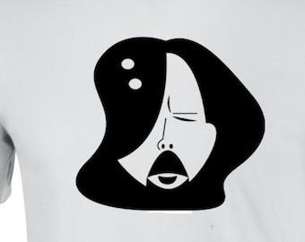Eric Clapton T-shirt Face