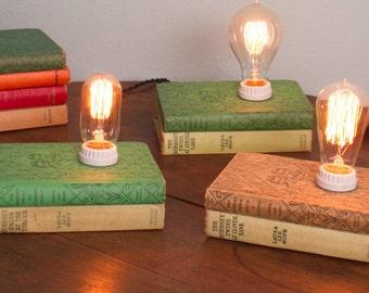 Book Lamp - Bobbsey Twins