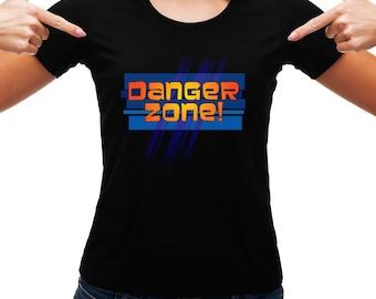 Archer Inspired Danger Zone T-Shirt Sweater JA-05