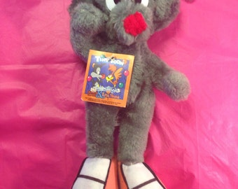 Tiny Toons Coyote With Tag