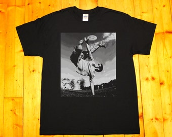 Frisbee, freestyle Frisbee, ultimate, Flying disc - screen printed T-shirt