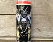 Krampus Prayer Candle...