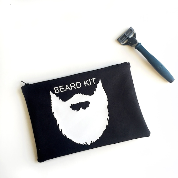 mens toiletry bag beard grooming products by boldbytina on. Black Bedroom Furniture Sets. Home Design Ideas
