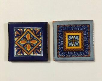 Mexican Talavera Tile, Mosaic Talavera Tile