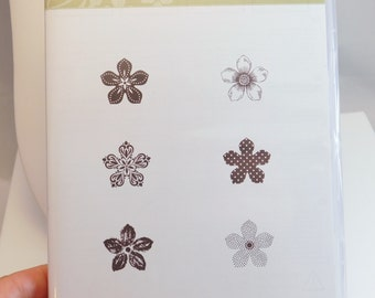 "Stampin' Up ""Petite Petals"" Stamp Set"