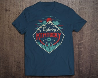 Exploring Kentucky T-Shirt