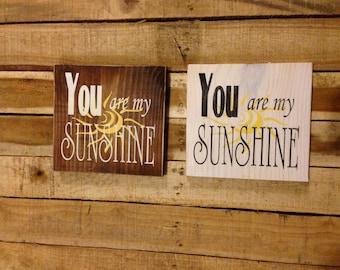 Custom Little Saying Signs