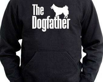 The dogfather Icelandic Sheepdog Hoodie