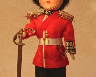 BUCKINGHAM PALACE GUARD Doll