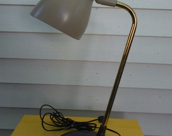Gerald Thurston for Lightolier articulated desk lamp