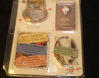 Plaid Brand Keepsake Keeper Acid Free NEW NIP