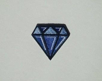 Diamond Iron on Patch