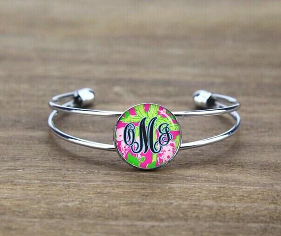 personalized monogram bangle, monogram bracelet, custom initial bracelet, best friend, charm bangle, custom wedding bracelet, sister bangle