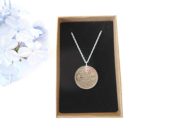 Wedding Gifts For Women: 60th Birthday Gifts For Women Wedding Sixpence For The Bride