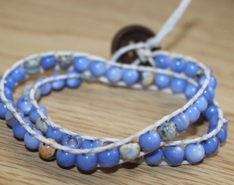 Periwinkle Bracelet