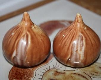 ONION Salt & Pepper Shakers