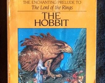 The Hobbit Novel (1981, paperback) JRR Tolkien