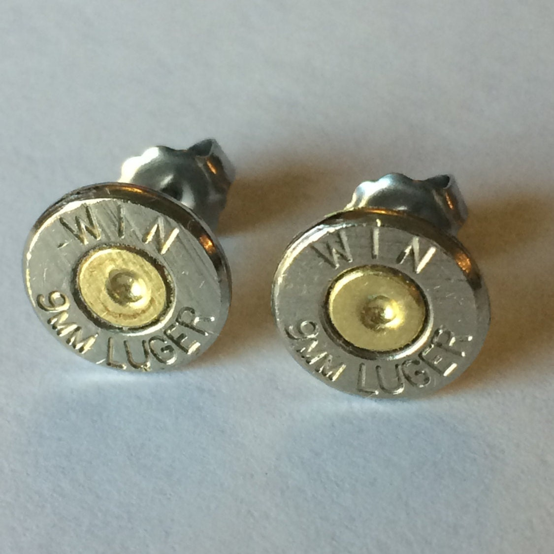 bullet earrings swarovski birthstone with box 14