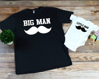 Unique Father Son Matching Related Items Etsy
