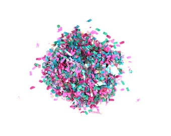CONFETTI /// Candy Christmas confetti for wedding decor party photoshoots packaging