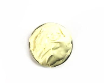 Organic Hand-Whipped Body Butters • LUXURY FORMULA • Cocoa and Shea Butters, Coconut, Apricot and Hempseed oils • 135g