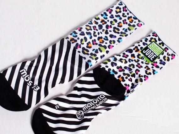 MBS 13 LEOPARD socks