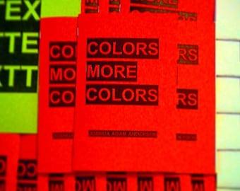 Colors More Colors