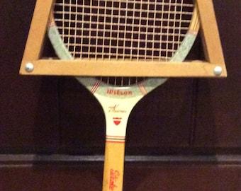 Vintage Jack Kramer Tennis Raquet