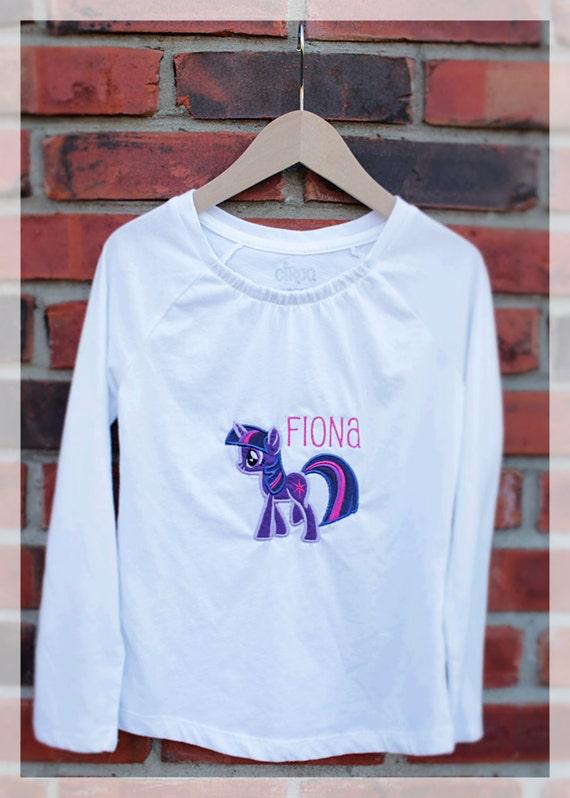 My Little Pony Twilight Sparkle Girl 39 S Shirt