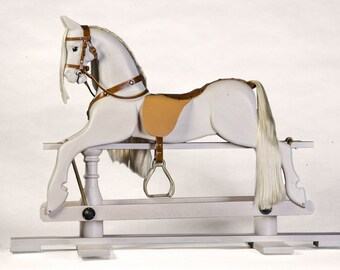 Wooden Rocking Horse Toys