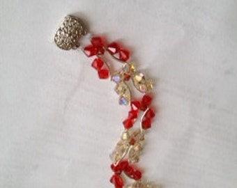 Genuine Swarvorski Crystal Bracelets