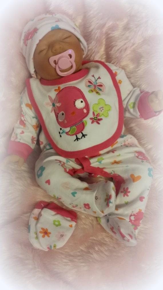 Foreverbabies Baby Reborn Doll Girl Newborn By Foreverbabiesuk