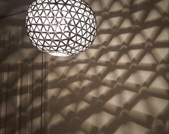 Lamp tetra pack