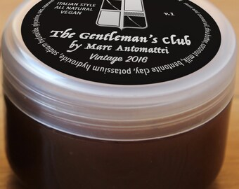 The Gentleman's Club Shaving Soap by Marc Antomattei