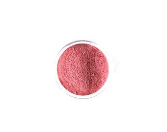 Hibiscus Blush Powder . plant makeup