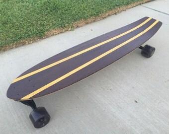 Kehena Longboard 38x10 with a kicktail