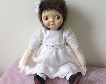 Googly Doll by The Little Hamptons.