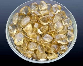 1 Medium Golden LABRADORITE Tumbled Stone Yellow Healing Crystal and Stone Manifetation Intuition #JN01